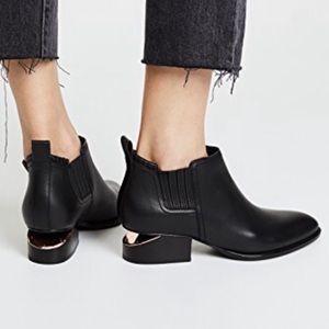 ALEXANDER WANG Kori Boots Black 37.5